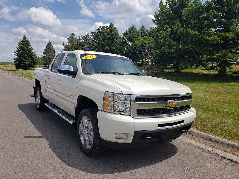 2011 Chevrolet Silverado 1500 LTZ  city MT  Bleskin Motor Company   in Great Falls, MT