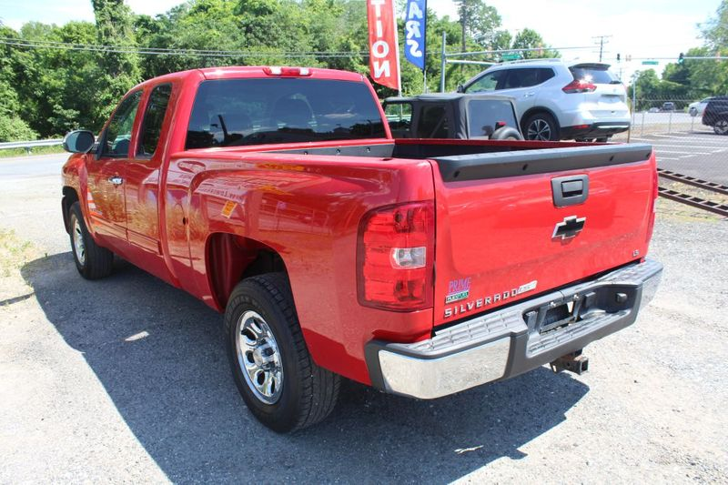 2011 Chevrolet Silverado 1500 LS  city MD  South County Public Auto Auction  in Harwood, MD