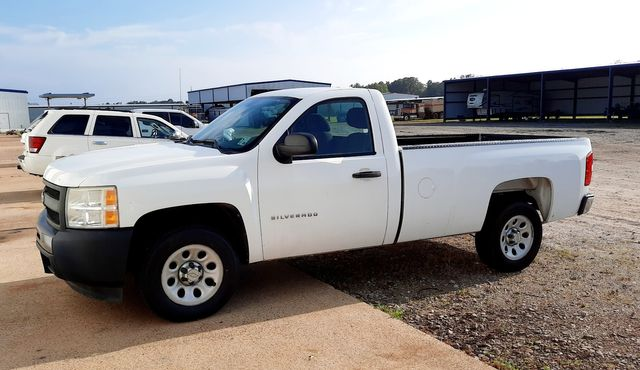 2011 Chevrolet Silverado 1500 Work Truck in Haughton, LA 71037