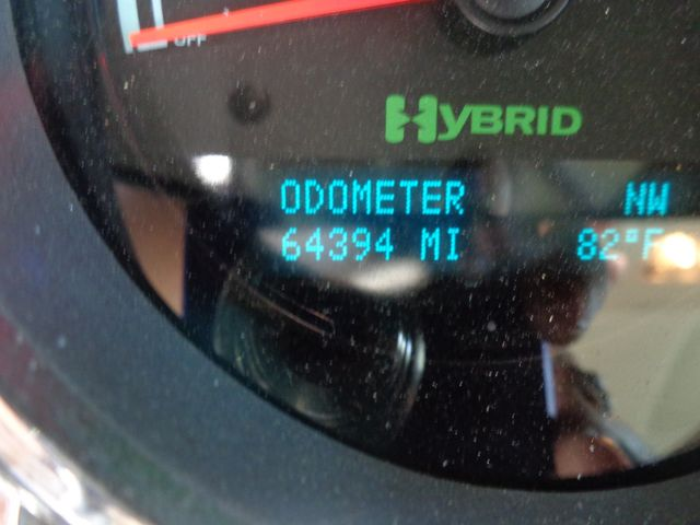 2011 Chevrolet Silverado 1500 Hybrid 1HY Hoosick Falls, New York 6
