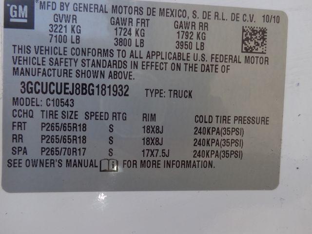 2011 Chevrolet Silverado 1500 Hybrid 1HY Hoosick Falls, New York 7