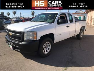 2011 Chevrolet Silverado 1500 LS Imperial Beach, California