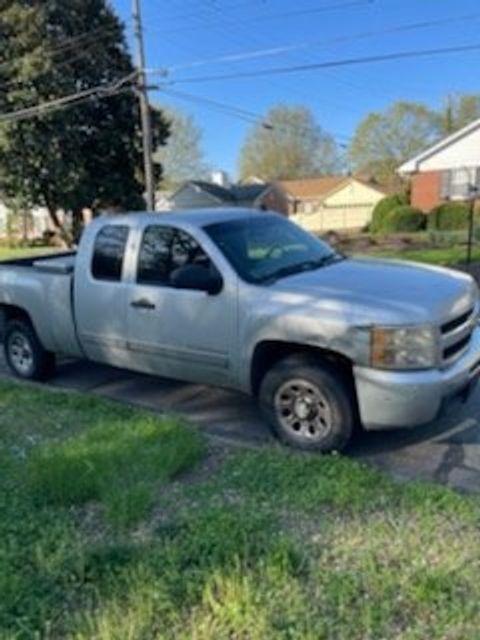 2011 Chevrolet Silverado 1500 LS in Kernersville, NC 27284