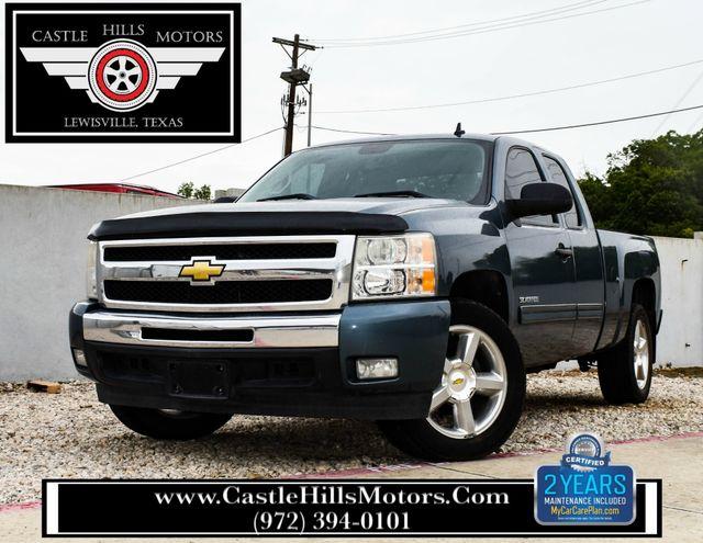 2011 Chevrolet Silverado 1500 LT | Lewisville, Texas | Castle Hills Motors in Lewisville Texas