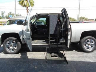 2011 Chevrolet Silverado 1500 Lt Wheelchair Pickup Truck Pinellas Park, Florida 0