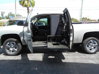 2011 Chevrolet Silverado 1500 Lt Wheelchair Pickup Truck Pinellas Park, Florida 4