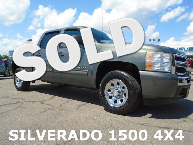 2011 Chevrolet Silverado 1500 LT Madison, NC
