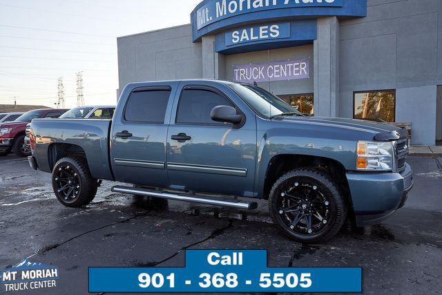 2011 Chevrolet Silverado 1500 LS