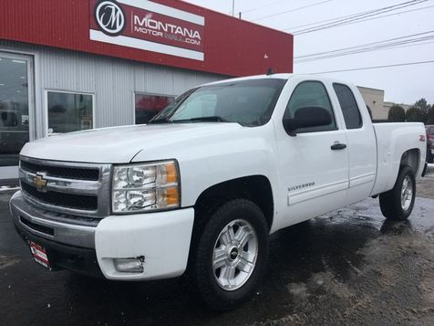 2011 Chevrolet Silverado 1500 LT in