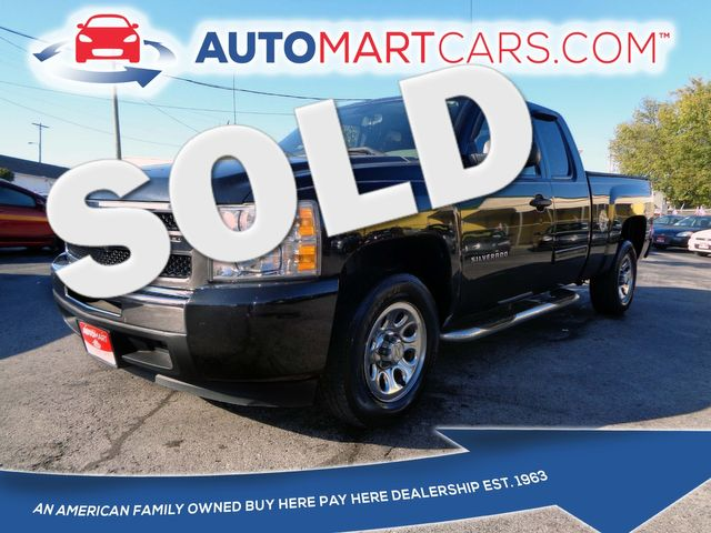 2011 Chevrolet Silverado 1500 LS | Nashville, Tennessee | Auto Mart Used Cars Inc. in Nashville Tennessee