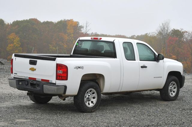 2011 Chevrolet Silverado 1500 Work Truck Naugatuck, Connecticut 4