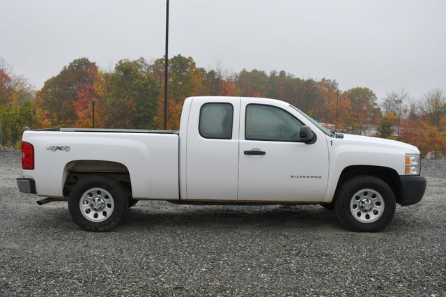 2011 Chevrolet Silverado 1500 Work Truck Naugatuck, Connecticut 5