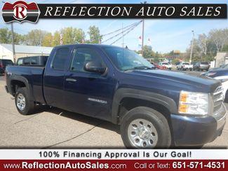 2011 Chevrolet Silverado 1500 LS in Oakdale, Minnesota 55128