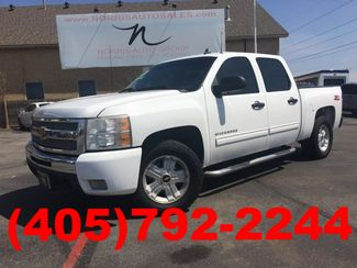 2011 Chevrolet Silverado 1500 LT z71 Location 700 S Macarthur 405-917-7433 in Oklahoma City OK