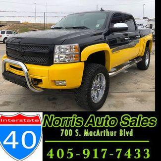 2011 Chevrolet Silverado 1500 LT   Oklahoma City, OK   Norris Auto Sales (I-40) in Oklahoma City OK