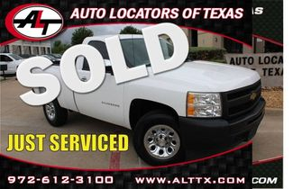 2011 Chevrolet Silverado 1500 W/T | Plano, TX | Consign My Vehicle in  TX