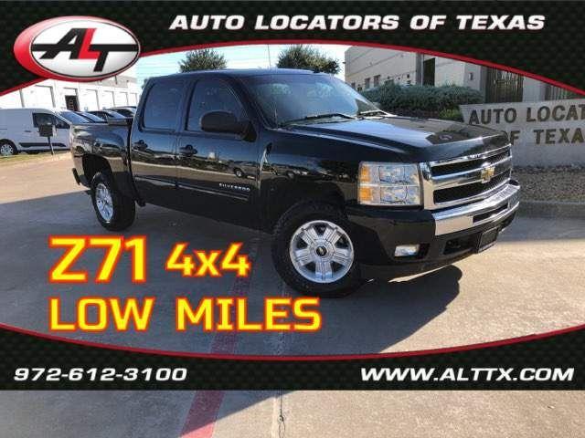 2011 Chevrolet Silverado 1500 LT Z71 4X4