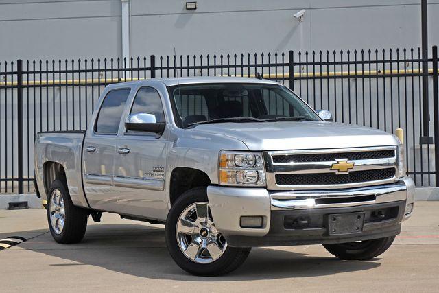 2011 Chevrolet Silverado 1500 Texas Edition
