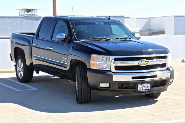 2011 Chevrolet Silverado 1500 LT Reseda, CA 7