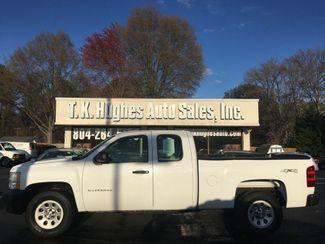 2011 Chevrolet Silverado 1500 4X4 Work Truck in Richmond, VA, VA 23227