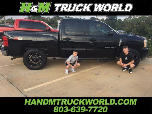 2011 Chevrolet Silverado 1500 LTZ 4X4 in Rock Hill SC, 29730