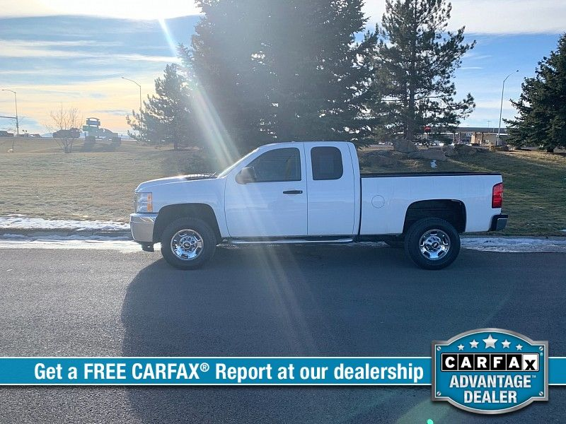 2011 Chevrolet Silverado 2500 4WD Ext Cab Work Truck  city MT  Bleskin Motor Company   in Great Falls, MT