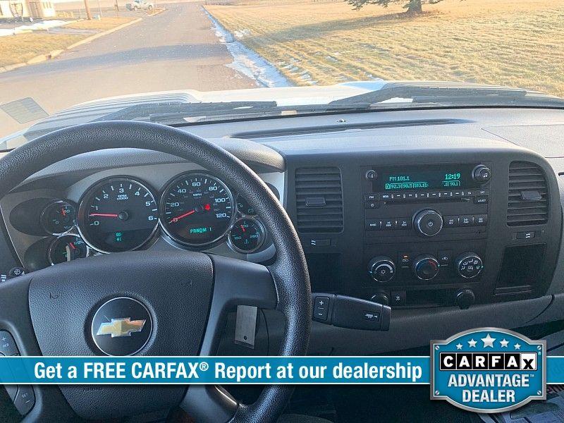 2011 Chevrolet Silverado 2500 4WD Ext Cab Work Truck  city MT  Bleskin Motor Company   in Great Falls, MT