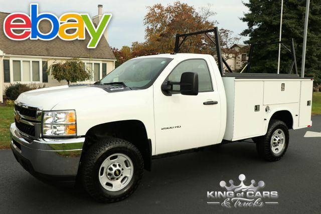 2011 Chevrolet Silverado 2500 KNAPHEIDE UTILITY BODY 77K MILES MINT
