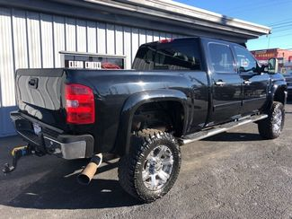 2011 Chevrolet Silverado 2500 LTZ  city TX  Clear Choice Automotive  in San Antonio, TX