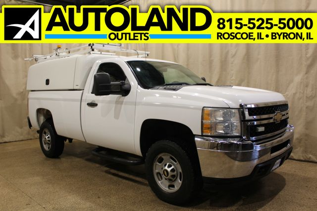 2011 Chevrolet Silverado 2500HD 4x4 Work Truck