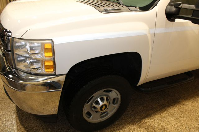 2011 Chevrolet Silverado 2500HD 4x4 Work Truck in Roscoe, IL 61073