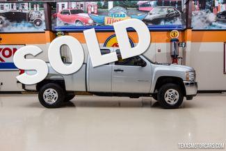 2011 Chevrolet Silverado 2500HD Work Truck 4X4 in Addison Texas, 75001