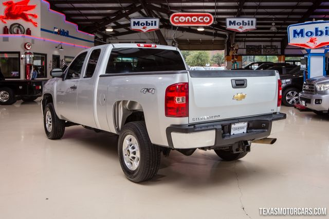 2011 Chevrolet Silverado 2500HD Work Truck 4X4 in Addison, Texas 75001