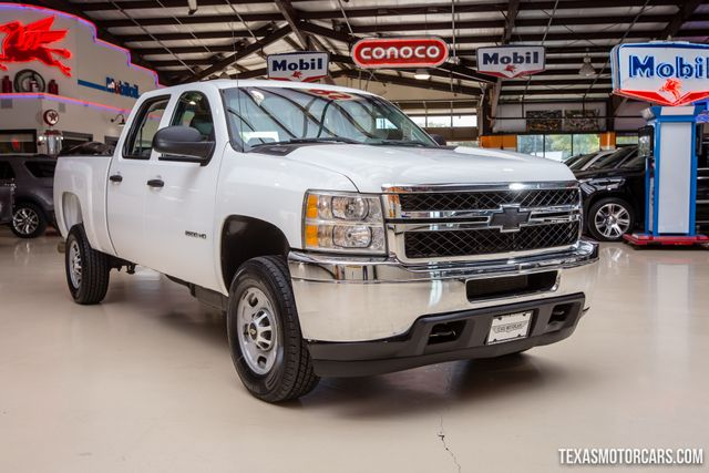 2011 Chevrolet Silverado 2500HD Work Truck in Addison, Texas 75001