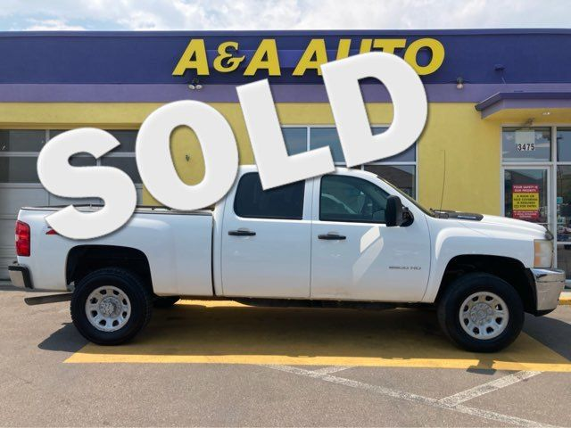 2011 Chevrolet Silverado 2500HD LT in Englewood, CO 80110