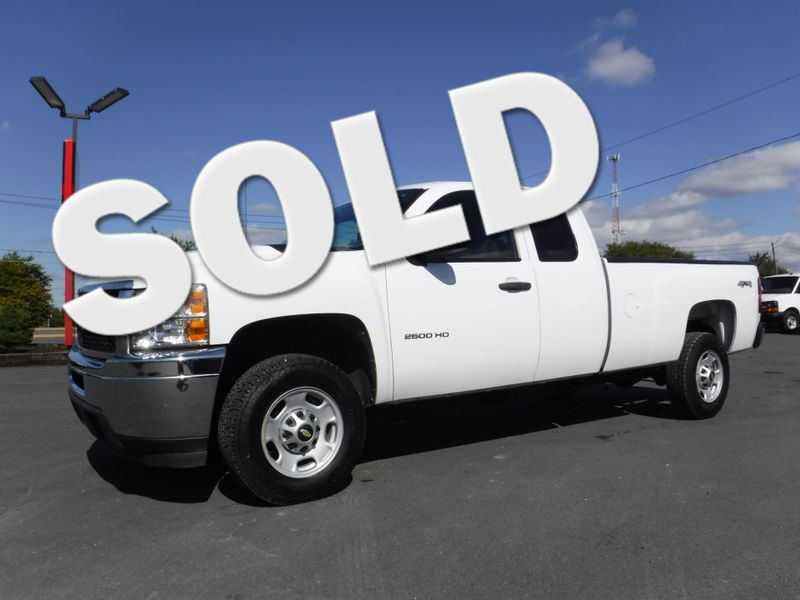 2011 Chevrolet Silverado 2500HD Extended Cab Long Bed 4x4 in Ephrata PA