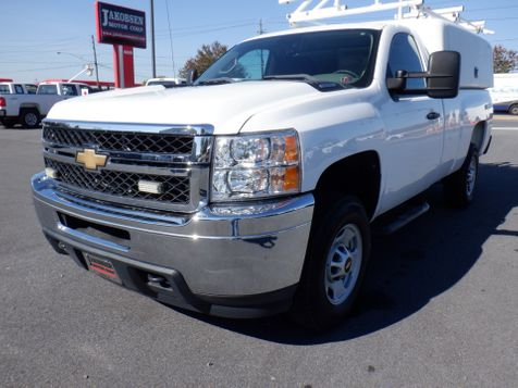 2011 Chevrolet Silverado 2500HD Regular Cab 2wd with Utility Topper in Ephrata, PA