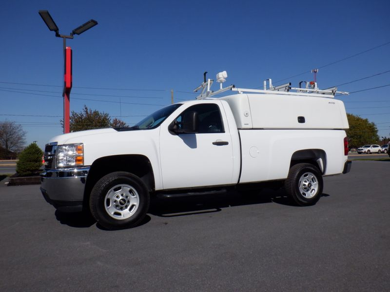 2011 Chevrolet Silverado 2500HD Regular Cab 2wd with Utility Topper in Ephrata PA