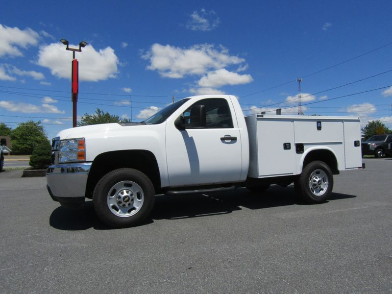 2011 Chevrolet Silverado 2500HD Regular Cab 2wd with New Knapheide Utility Bed in Ephrata PA