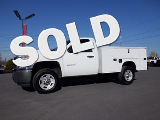 2011 Chevrolet Silverado 2500HD Regular Cab 4x4 with New 8' Knapheide Utility Bed in Lancaster, PA PA