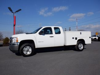 2011 Chevrolet Silverado 2500HD Extended Cab 4x4 with New 8' Knapheide Utility Bed in Lancaster, PA PA