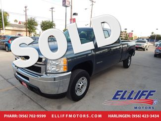 2011 Chevrolet Silverado 2500HD Work Truck in Harlingen TX, 78550