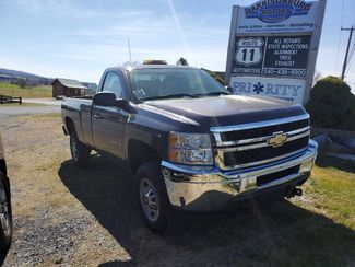 2011 Chevrolet Silverado 2500HD Work Truck in Harrisonburg, VA 22802