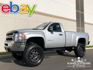 2011 Chevrolet Silverado 2500hd LIFTED 4X4 6.0L V8 78K MILES ONE OF A KIND in Woodbury, New Jersey 08093