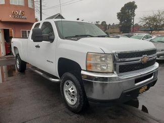 2011 Chevrolet Silverado 2500HD Work Truck Los Angeles, CA 4