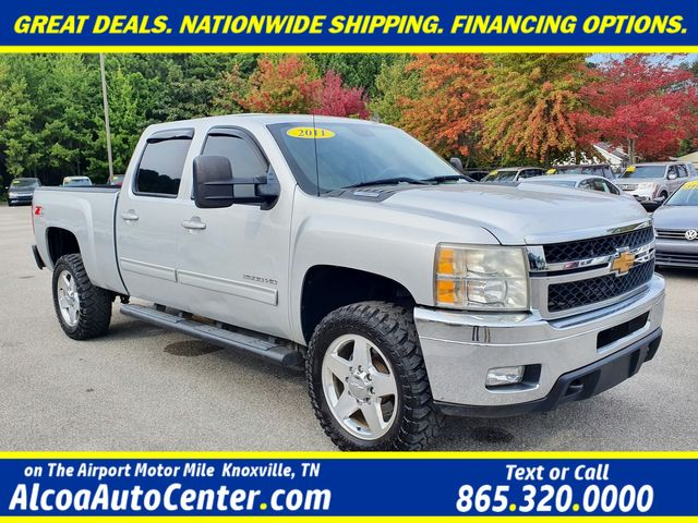 "2011 Chevrolet Silverado 2500HD LTZ 4X4 DURAMAX 6.6L V8 TDSL ALLISON 1000 w/20"" in Louisville, TN 37777"