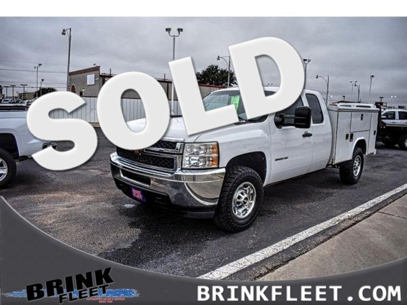 2011 Chevrolet Silverado 2500HD Work Truck | Lubbock, TX | Brink Fleet in Lubbock TX
