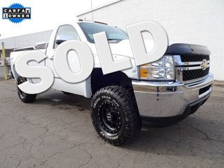 2011 Chevrolet Silverado 2500HD Work Truck Madison, NC