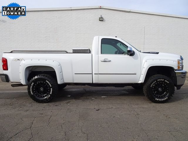 2011 Chevrolet Silverado 2500HD Work Truck Madison, NC 1