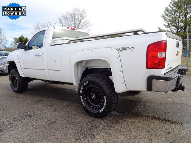 2011 Chevrolet Silverado 2500HD Work Truck Madison, NC 4